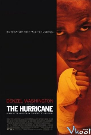 Võ Sĩ Cuồng Phong The Hurricane.Diễn Viên: Thư Sinh Xinh Đẹp