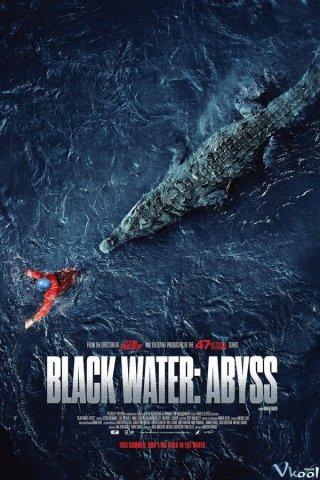 Cá Sấu Tử Thần - Black Water Abyss