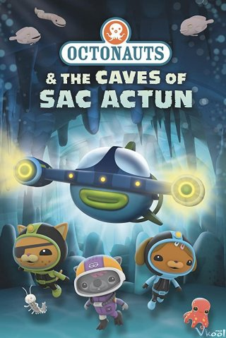 Đội Cứu Hộ Biển Khơi: Hang Động Sac Actun Octonauts And The Caves Of Sac Actun.Diễn Viên: Shiro,The Giant,And The Castle Of Ice