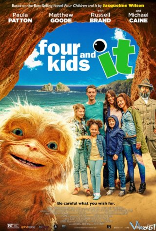 Sinh Vật Ma Thuật Four Kids And It.Diễn Viên: Make It Do,Or,Die Survival Training