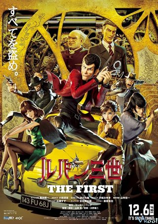 Lupin Đệ Tam: Kẻ Đầu Tiên Lupin Iii: The First.Diễn Viên: Make It Do,Or,Die Survival Training