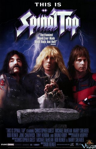 Ban Nhạc Spinal Tap This Is Spinal Tap.Diễn Viên: Make It Do,Or,Die Survival Training
