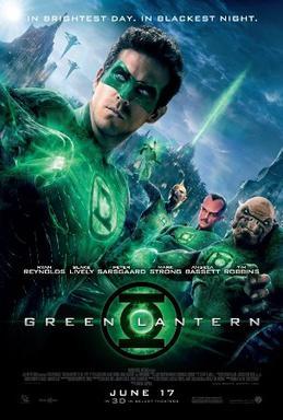 Chiến Binh Xanh Green Lantern.Diễn Viên: Ryan Reynolds,Blake Lively,Peter Sarsgaard