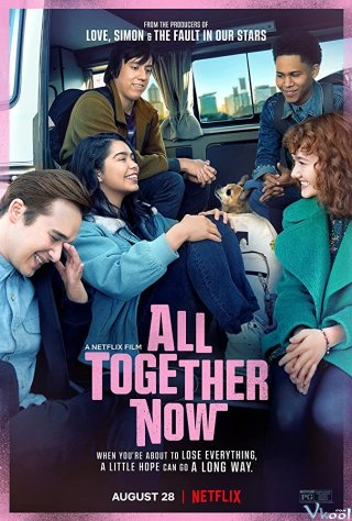 Ngôi Sao Hy Vọng Của Amber - All Together Now