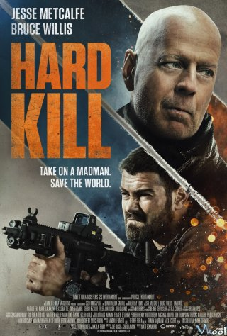Đối Đầu Hard Kill.Diễn Viên: Willem Dafoe,Sean Patrick Flanery And Norman Reedus