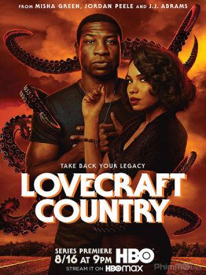 Vùng Đất Quái Vật Phần 1 Lovecraft Country Season 1