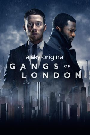 Băng Đảng Longdon Phần 1 - Gangs Of London Season 1