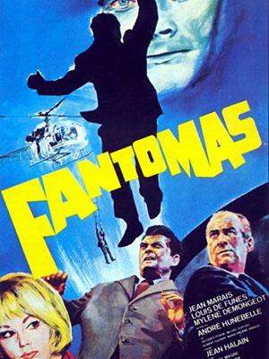 Tên Tội Phạm Khét Tiếng Fantomas.Diễn Viên: Jean Marais,Louis De Funès,Mylène Demongeot