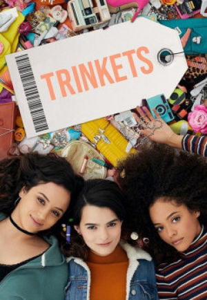 Hội Trộm Vặt (Phần 2) Trinkets Season 2.Diễn Viên: Peter Capaldi,Jenna Coleman,Matt Smith