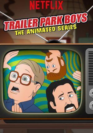 Bộ Ba Trộm Cắp: Bản Hoạt Hình Phần 2 Park Boys: The Animated Series Season 2
