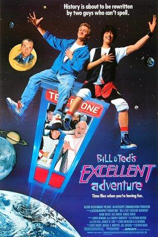 Cuộc Phiêu Lưu Tuyệt Vời Của Bill & Ted Bill & Ted'S Excellent Adventure.Diễn Viên: Etsuko Kozakura,Haruka Tomatsu,Minami Hamabe,Tomokazu Seki