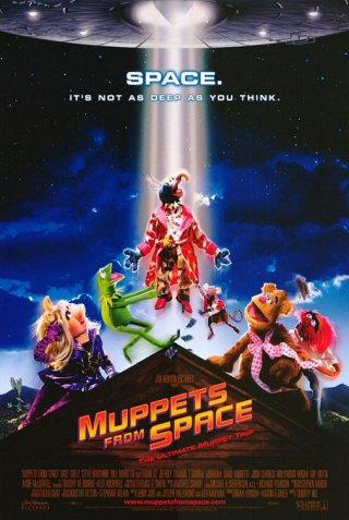 Con Rối Ngoài Hành Tinh - Muppets From Space