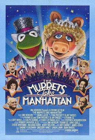 Câu Chuyện Về Con Rối Muppets Và Manhattan The Muppets Take Manhattan.Diễn Viên: Susan Strasberg,Laurent Terzieff,Emmanuelle Riva,Didi Perego