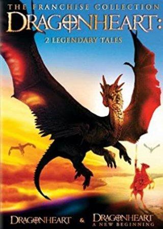 Trái Tim Rồng: Sự Khởi Đầu Mới Dragonheart: A New Beginning.Diễn Viên: Jerry Hoffman,Jennifer Aguilar,Michael Ashcraft
