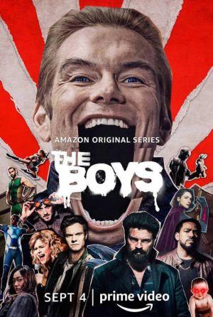Siêu Anh Hùng Phá Hoại Phần 2 The Boys Season 2.Diễn Viên: Ngày Tôi Trở Thành Thần