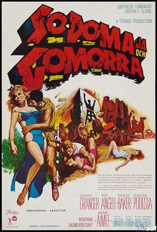 Thành Xơ-Đôm Và Gô-Mô-Ra Sodom And Gomorrah