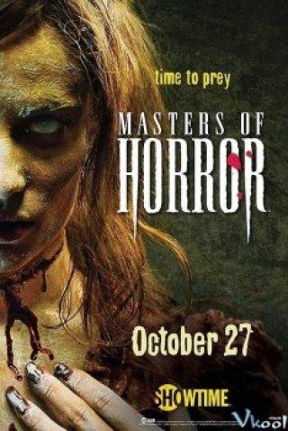 Trùm Kinh Dị Phần 2 Masters Of Horror Season 2