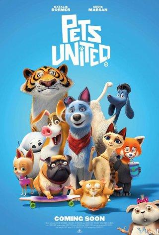 Liên Minh Thú Cưng - Pets United