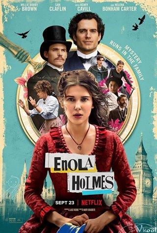 Em Gái Sherlock - Enola Holmes