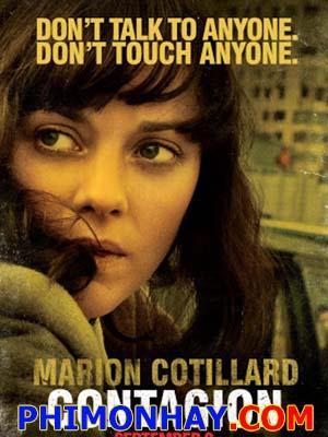 Sự Truyền Nhiễm Contagion.Diễn Viên: Matt Damon,Kate Winslet,Jude Law