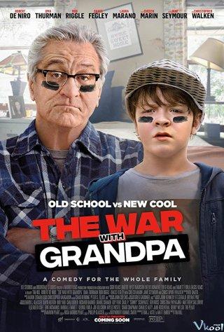 Cuộc Chiến Với Ông Nội The War With Grandpa.Diễn Viên: Ori No Mukou Ni