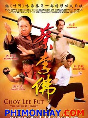 Kungfu Hồng Kim Bảo - Choy Lee Fut