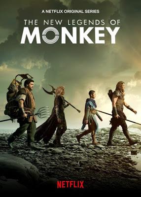 Truyền Thuyết Mỹ Hầu Vương Phần 2 The New Legends Of Monkey Season 2.Diễn Viên: Thần Y Hoàng Hậu