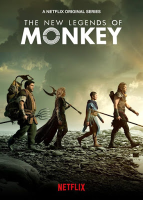 Truyền Thuyết Mỹ Hầu Vương Phần 2 The New Legends Of Monkey Season 2.Diễn Viên: Captain Chonlathorn Kongyingyong,Jannine Parawie Weigel