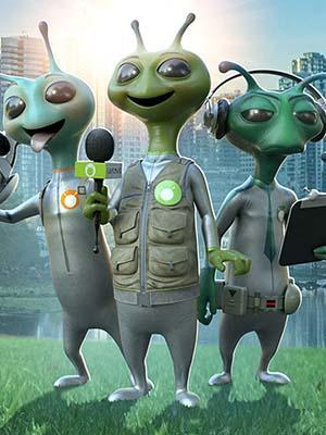 Truyền Hình Ngoài Hành Tinh Alien Tv