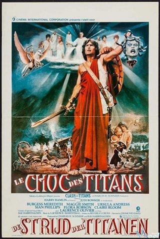 Cuộc Chiến Các Vị Thần Clash Of The Titans