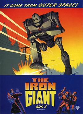 Người Khổng Lồ Sắt The Iron Giant