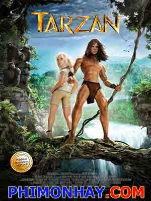 Cậu Bé Rừng Xanh - Tarzan Thuyết Minh (2013)
