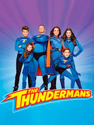 Gia Đình Thunderman The Thundermans.Diễn Viên: Nicole Beharie,Tom Mison,Memi West