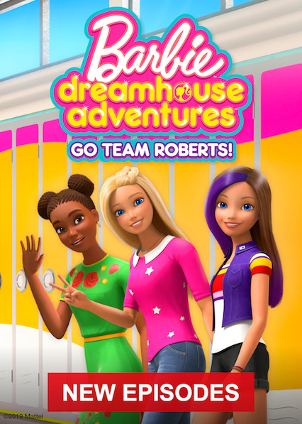 Cuộc Phiêu Lưu Trong Ngôi Nhà Mơ Ước: Đi Nào Đội Roberts 2 Barbie Dreamhouse Adventures: Go Team Roberts S02.Diễn Viên: Angelina Jolie,Gwyneth Paltrow,Jude Law