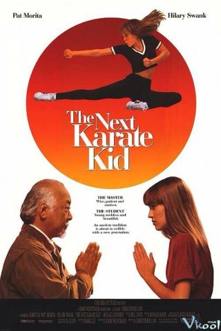 Cô Bé Karate - The Next Karate Kid