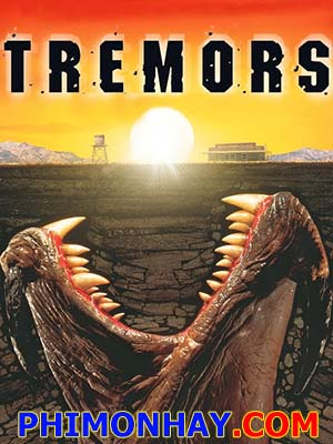 Quái Vật Lòng Đất Tremors.Diễn Viên: Kevin Bacon,Fred Ward,Finn Carter