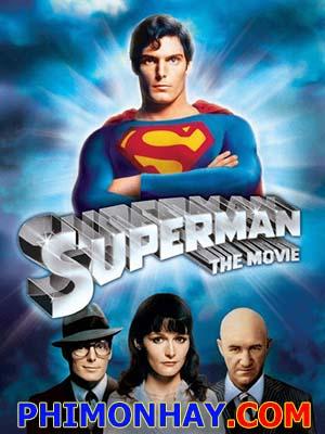 Siêu Nhân Thời Đại Superman.Diễn Viên: Christopher Reeve,Margot Kidder,Gene Hackman