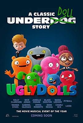 Hội Thú Bông Ngộ Nghĩnh - Uglydolls