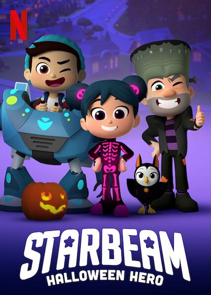 Siêu Anh Hùng Mầm Non: Giải Cứu Halloween Starbeam: Halloween Hero