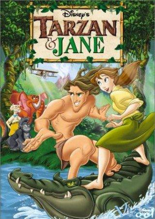 Cuộc Phiêu Lưu Của Tarzan Và Jane Tarzan And Jane.Diễn Viên: Etsuko Kozakura,Haruka Tomatsu,Minami Hamabe,Tomokazu Seki