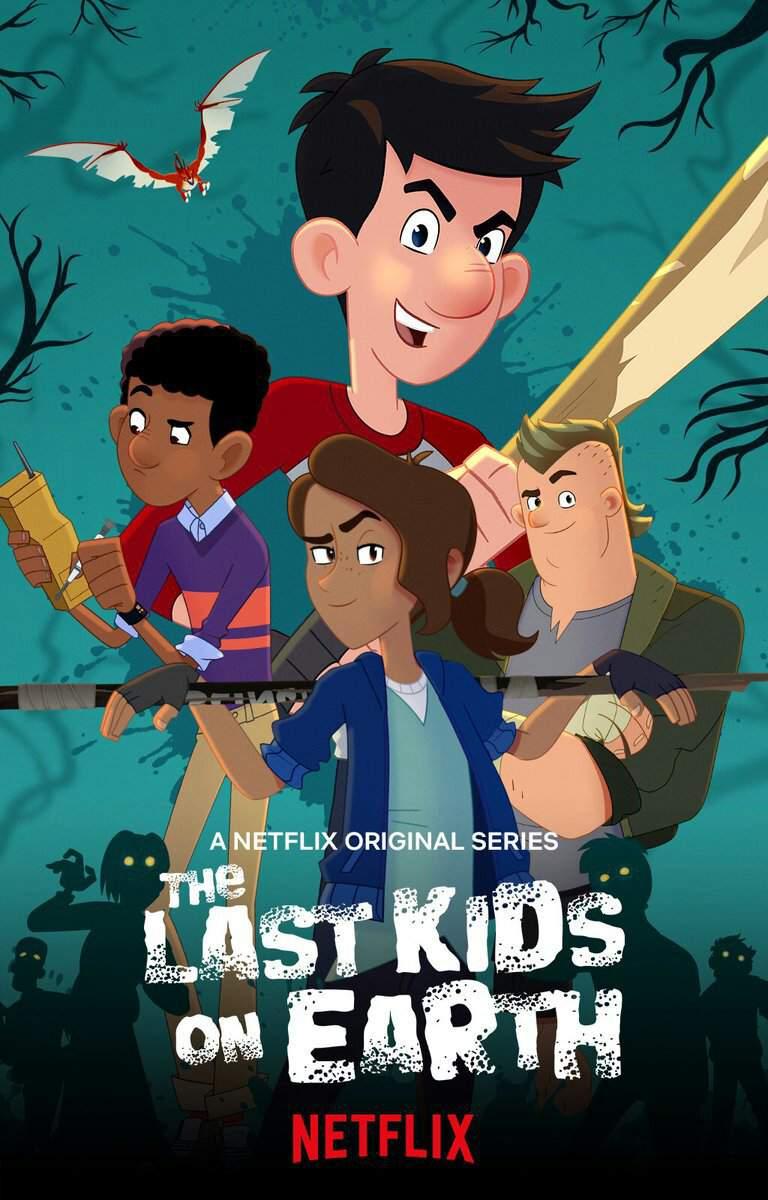 Những Đứa Trẻ Cuối Cùng Trên Trái Đất Cuốn 2 - The Last Kids On Earth Book 2 Thuyết Minh (2020)