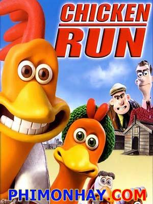Phi Đội Gà Bay - Chicken Run Thuyết Minh (2000)