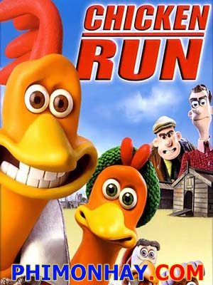 Phi Đội Gà Bay Chicken Run.Diễn Viên: Mel Gibson,Julia Sawalha,Phil Daniels