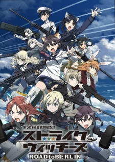 Strike Witches 3 Road To Berlin.Diễn Viên: Hanasaki Tsubomi