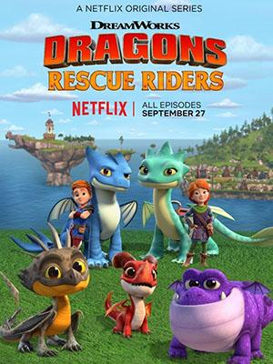 Biệt Đội Giải Cứu Rồng Dragons: Rescue Riders