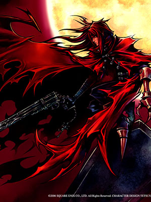 Final Fantasy 7 Dirge Of Cerberus