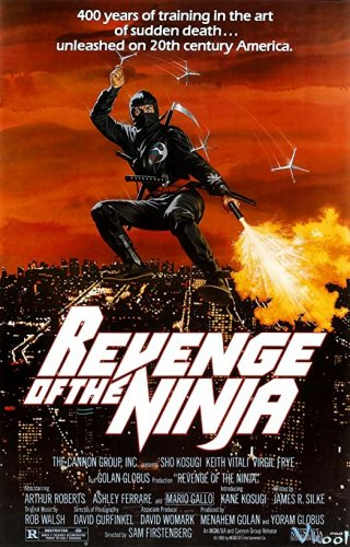 Ninja Báo Thù Revenge Of The Ninja