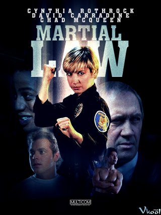 Thiết Quân Luật Martial Law.Diễn Viên: The Kings Avatar 2