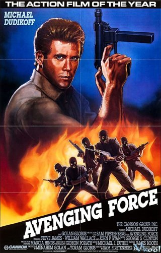 Lực Lượng Báo Thù - Avenging Force