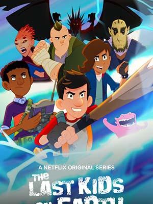 Những Đứa Trẻ Cuối Cùng Trên Trái Đất Cuốn 3 - The Last Kids On Earth Book 3